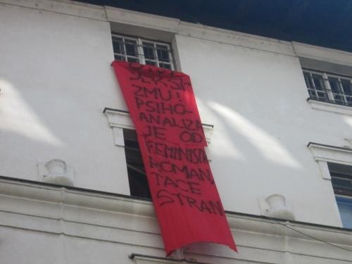 STOP SEKSIZMU! PSIHOANALIZA JE OD FEMINISTK. ROMAN TACE STRAN!