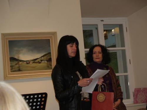 Fotografija: Še nagrajenka v poeziji Karmen Vidmar