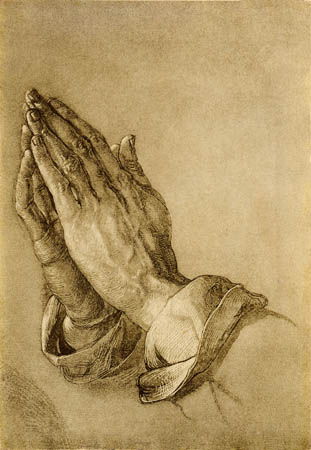 Image: Albrecht Dürer - Praying Hands