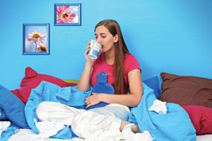 Prehlad ali gripa?