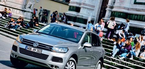 (Novi) Volkswagen Touareg