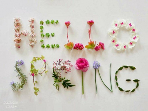 Dobro nam došla, pomlad!