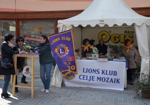 2. dobrodelna tržnica
