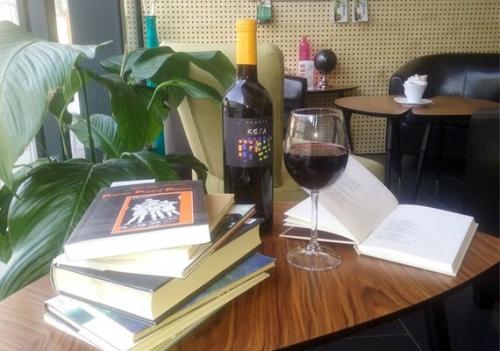 Evropska vina in poezije