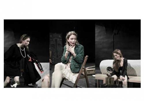 Gledališki ciklus v lapidariju: Ženske na robu