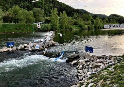 Slovenski pokal – slalom na divjih vodah