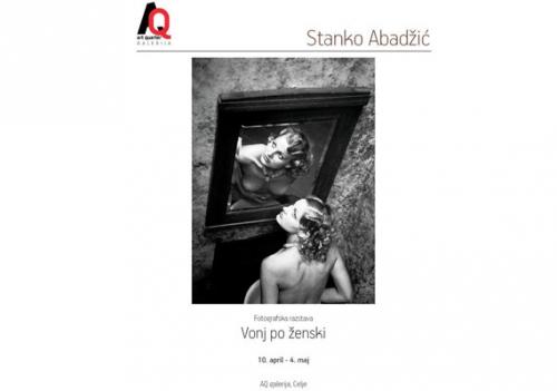 Stanko Abadžić: Vonj po ženski