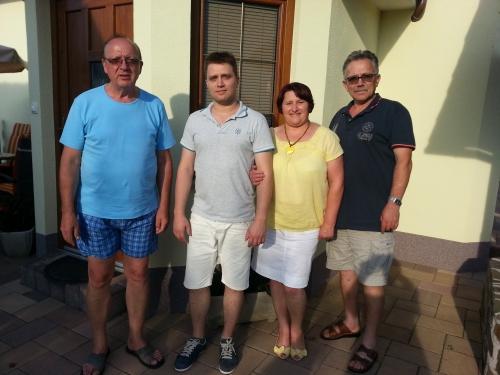 Z družino SLANA
