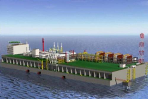 Plinski terminal v Tržaškem zalivu