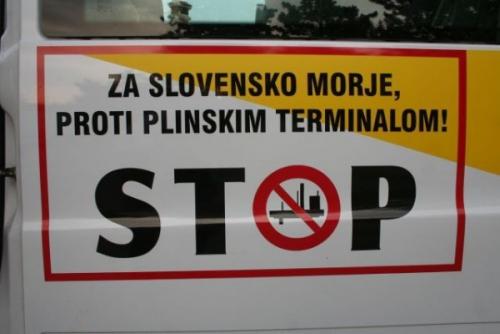 Znak pohoda proti terminalom