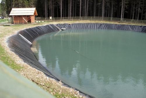 akumolacisko jezero - rudno polje