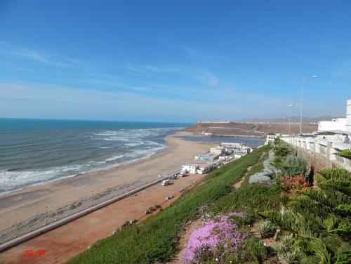 plaža v Sidi Ifniju