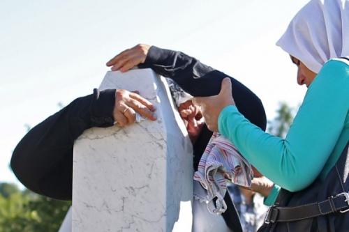 20. obletnica genocida v Srebrenici