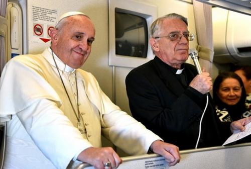 Foto: Radio Vatikan.