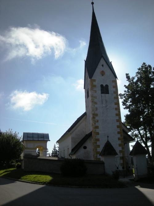 Cerkev Sv.Urha v Strojni