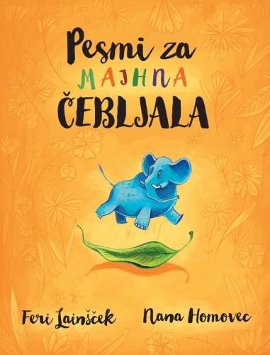 Pesniško knjigo Ferija Lainščka z naslovom PESMI ZA MAJHNA ČEBLJALA je ilustrirala slikarka Nana Homovec. Pesniško slikanico, ki je namenjena otrokom nižje starostne stopnje, je založila Založba Franc-Franc, natisnila pa jo je Tiskarna DT iz Murske Sobote. Distribuira jo podjetje Avrora, na voljo pa je tudi v spletni knjigarni Galarna.si