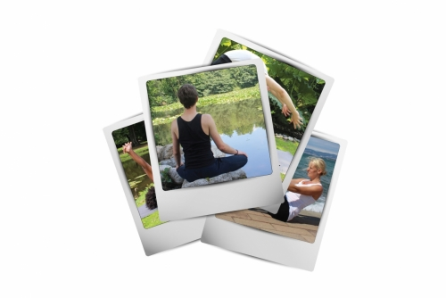 300 jogijskih položajev za različne stopnje