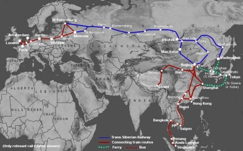 Rezultat iskanja slik za trans siberian railway tour