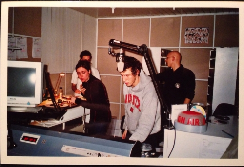 RootsInSession radijska oddaja 2001-02