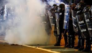 Rezultat iskanja slik za State of emergency: Charlotte violence erupts