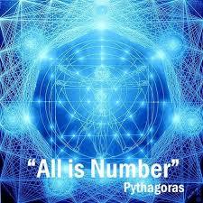 Rezultat iskanja slik za all is numbers pitagora