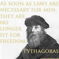 Image result for all is numbers pitagora