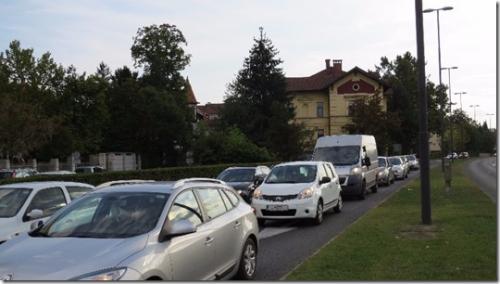 EkoPatrulja-Bleiweisova in Veselova ul.v Ljubljani 4