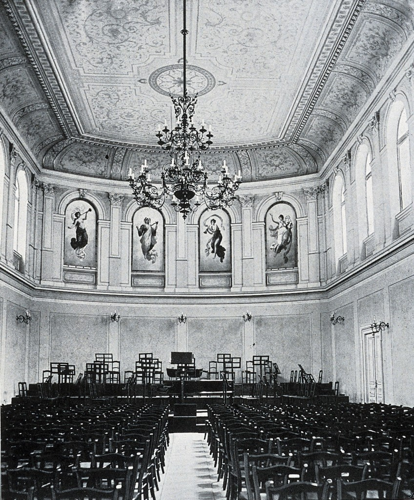 Velika dvorana Slovenske filharmonije