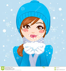 Rezultat iskanja slik za snow in hands clipart