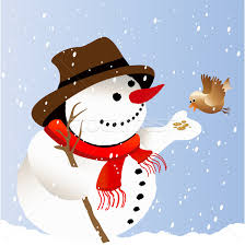 Rezultat iskanja slik za snowman cartoon