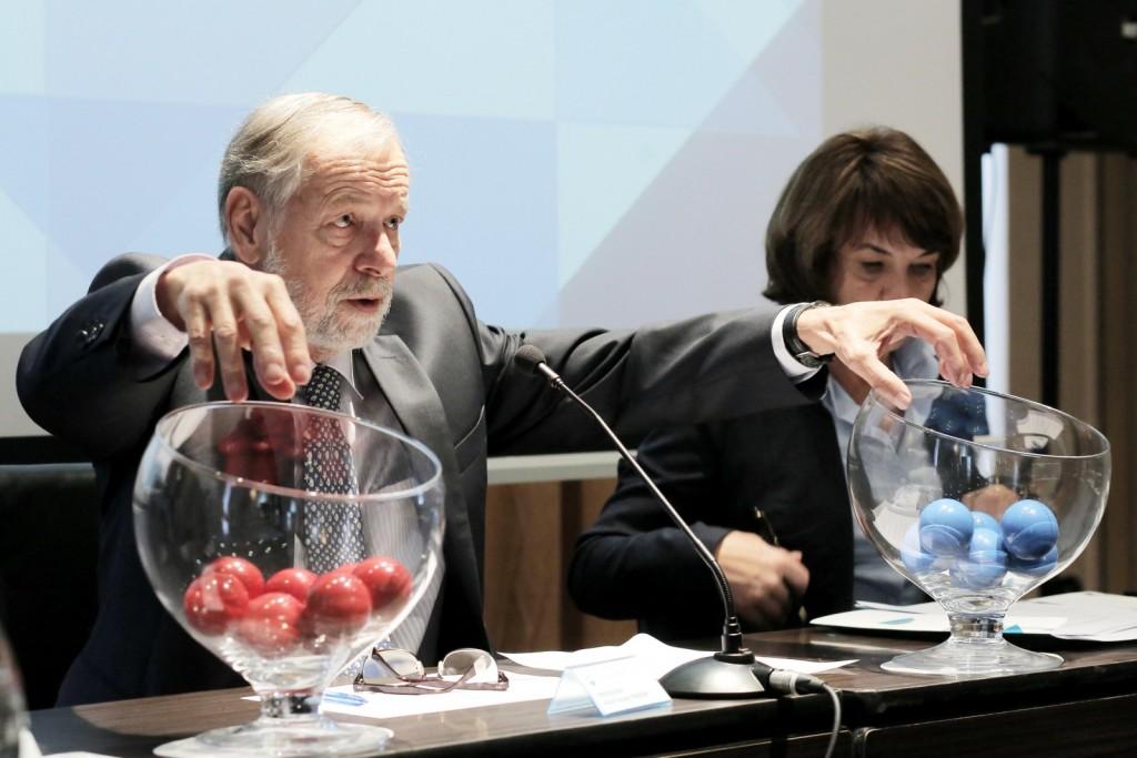 Predsednik Državne volilne komisije Anton Gasper Frantar