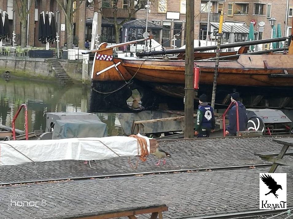 Rekonstrukcija ladje