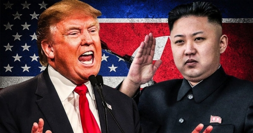 Donald in Kim