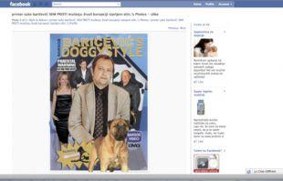Na množičnem spletnem omrežju Facebook se je že pojavil poseben profil z dramatičnim naslovom Primer Sašo Baričevič, sem proti mučenju živali, korupciji in izprijeni eliti.