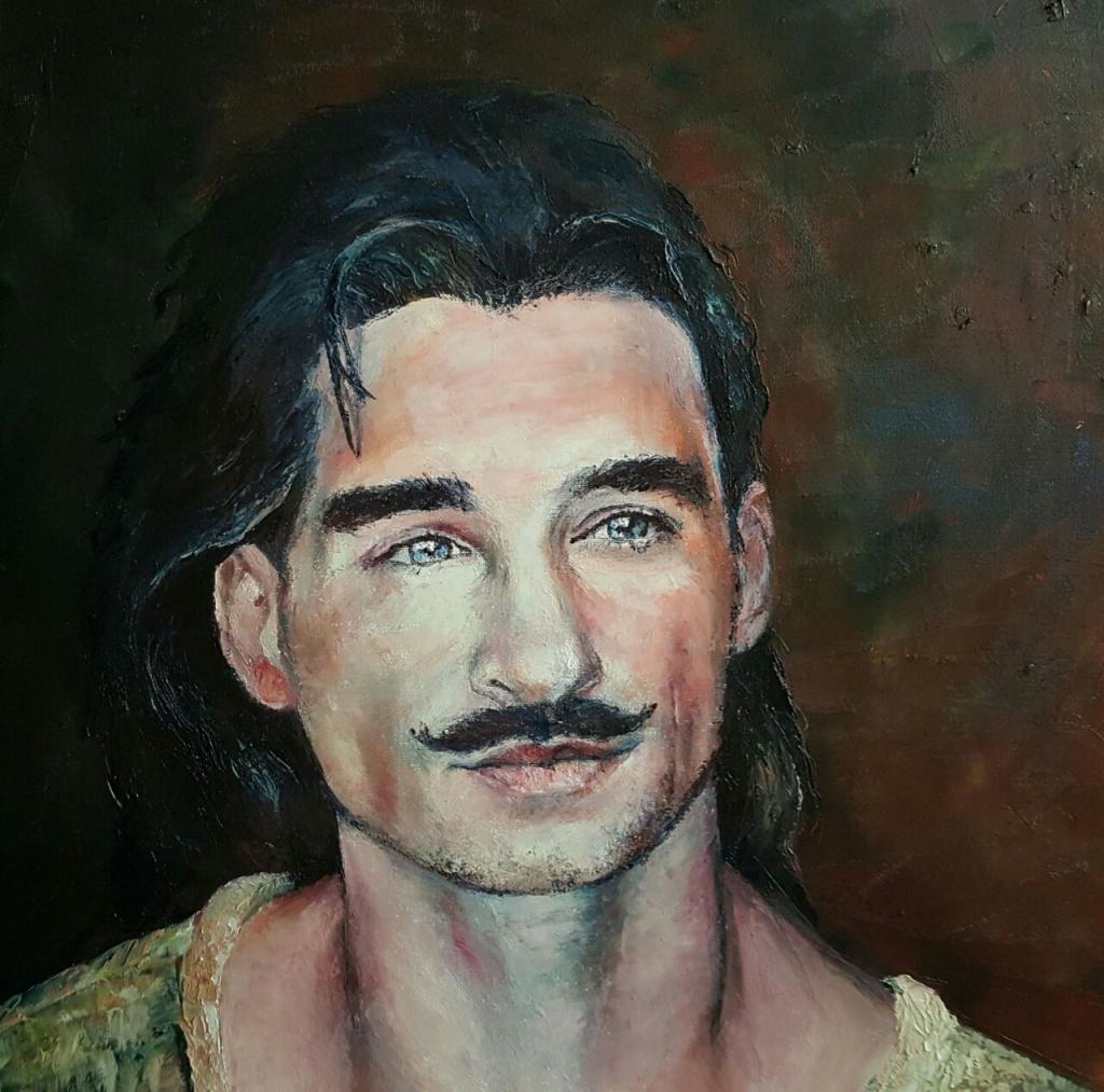 Portrait of Johann von Schadowitz