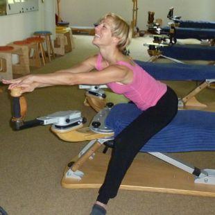 Tina Jarc Šifrar je ekspertka za vadbo gyrotonic.