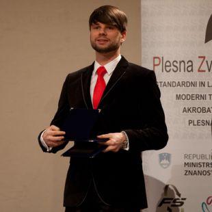Zoran Plohl ni imel časa za ekipo starejših mladincev.