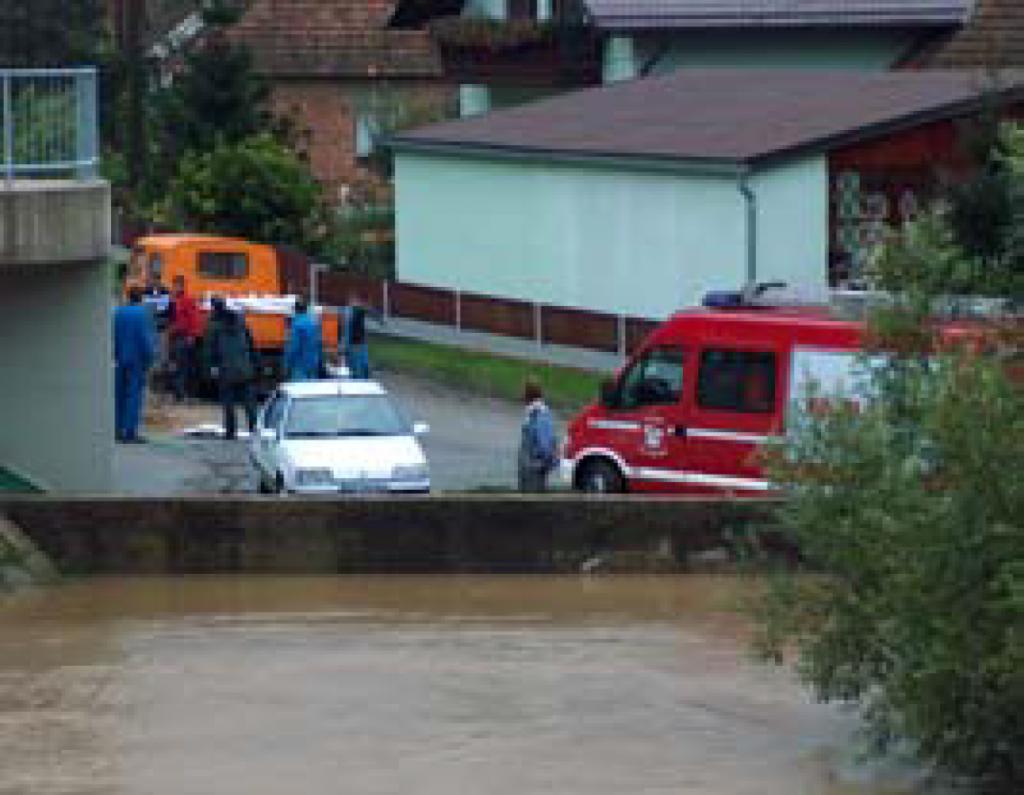 Fotografija 16: Mura v Petanjcih / h-max= 530 cm