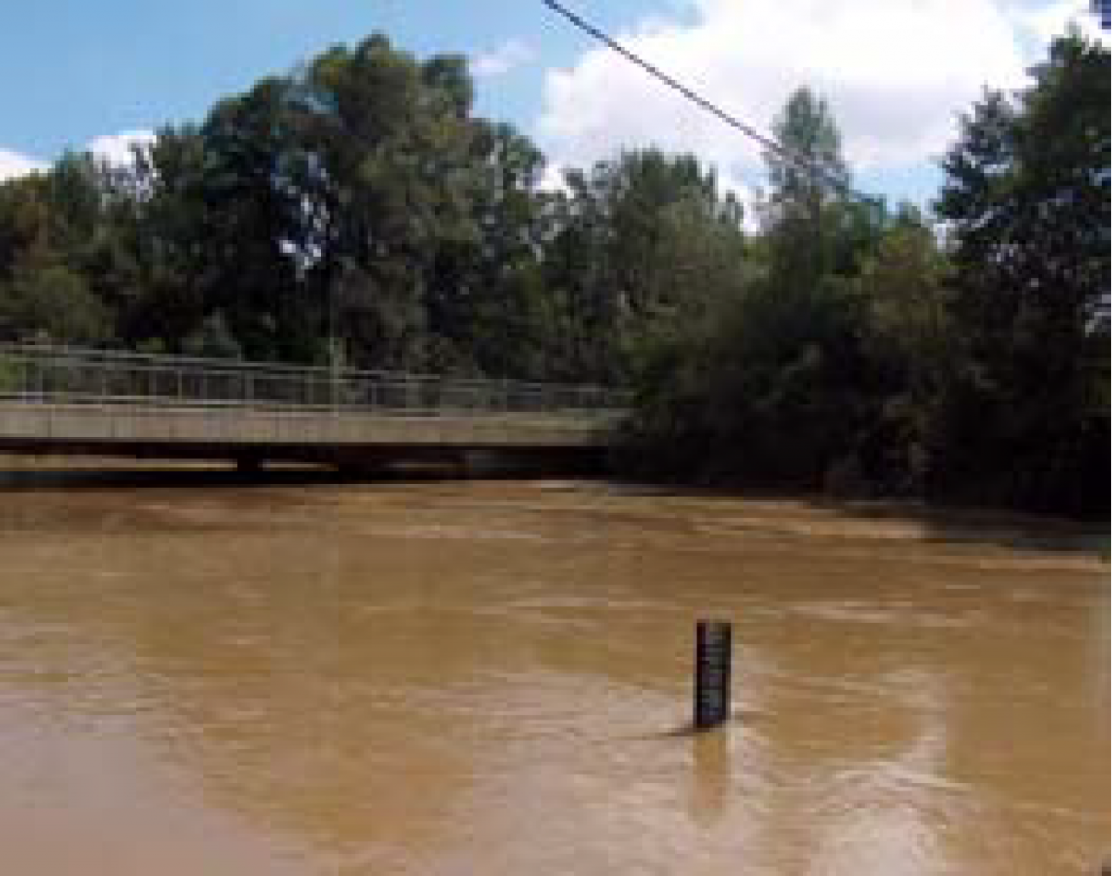 Fotografija 24: Mura Inundacija Dokležovje / h-max= 180 cm