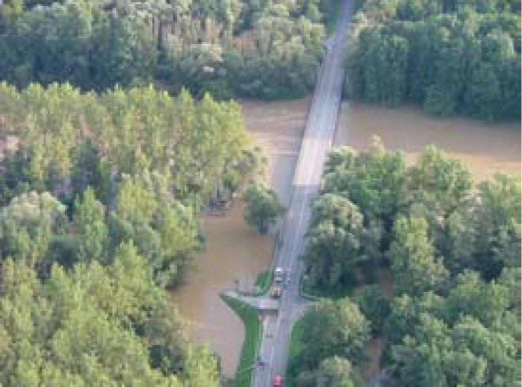 Fotografija 29: Cestna povezava Bistrica – Razkrižje<br>/ 23.8.2005
