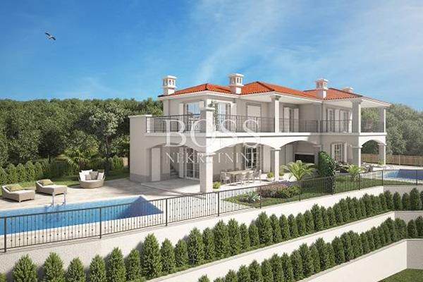 To je županov zasebni počitniški kompleks v Malinski na Krku, ki se zdaj kakor prodaja preko hrvaških nepremičninskih agencij. Vrednost: okoli 1,5 milijona evrov!