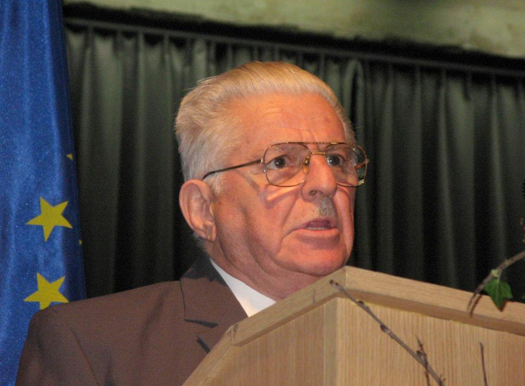 Tomaž Ertl, zadnji republiški sekretar za notranje zadeve (Foto: Tinkara Zupan/STA)<br><br>