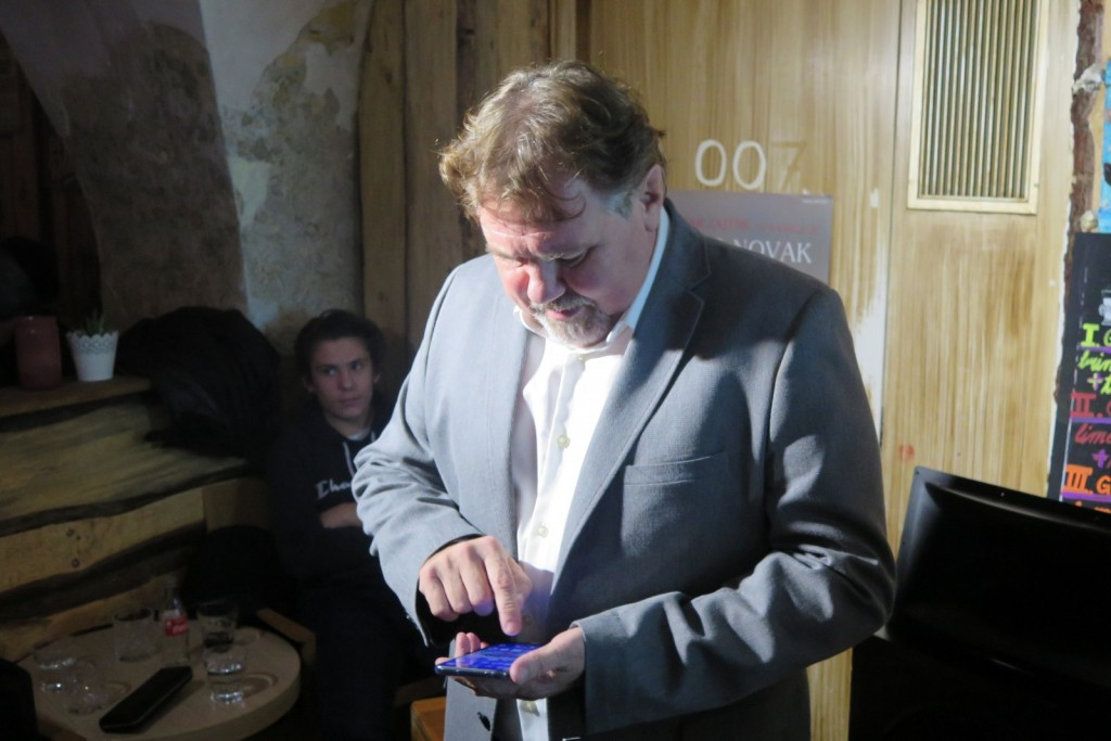 Nekdanji župan Ptuja Štefan Čelan je preveč kompromitiran, da bi lahko premagal Nuško Gajšek.
