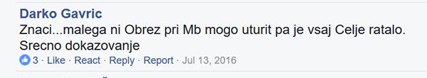 Ko se je Tim Obrez (na sliki spodaj z očetom Goranom Obrezom) preselil iz Maribora v Celje, so se na nogometnih spletnih portalih pojavili tudi komentarji, da Obrez ta malega ni mogel uturiti Mariboru, pri Celju pa mu je ratalo ...<br>