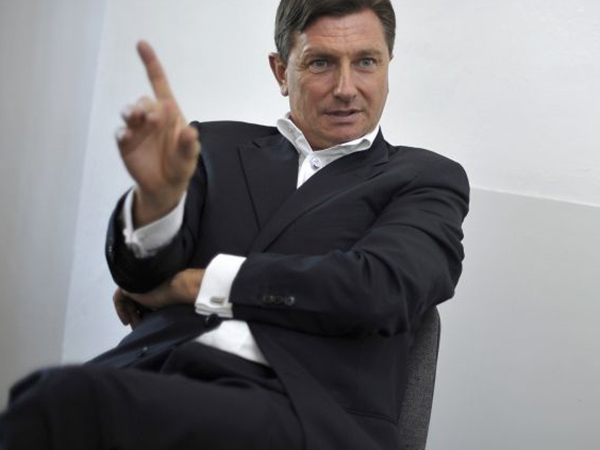 Borut Pahor<br>