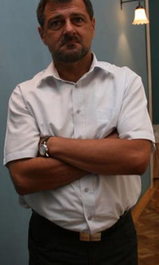 Andrej Pagon, generalni sekretar DZS, bo najverjetnje delal v Gasparijevem predvolilnem štabu.<br>