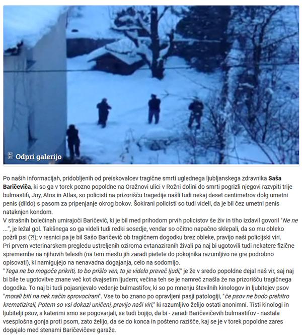 To je prvi del najbolj branega novinarskega članka v zgodovini Slovenije ...