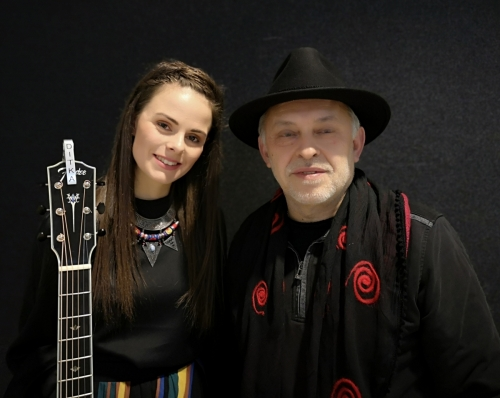 Ditka in Feri Lainšček