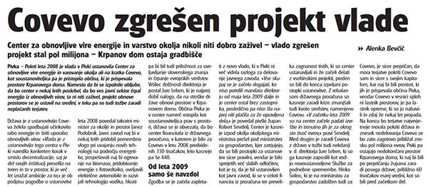 Vir: Notranjsko-kraške novice, januar 2011