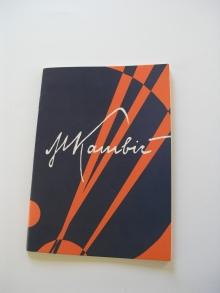 Andreja Brancelj Bednaršek: Mihael Kambič, 1985<br>